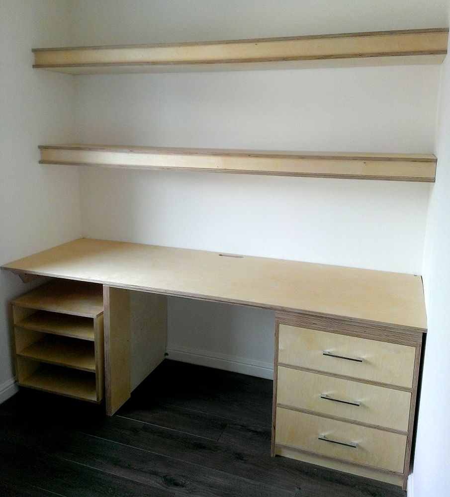 Ben vivian cardiff carpenter house and garden maintenance for Furniture grade plywood